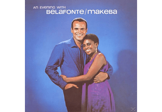 Harry And Miriam Ma Belafonte - AN EVENING WITH BELAFONTE/MAKEBA [CD]