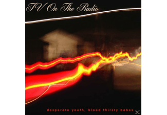 TV On The Radio - Desperate Youth, Blood Thirsty Babes - (Vinyl)