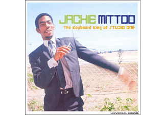 Jackie Mittoo - The Keyboard King At Studio One - (CD)
