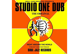 SOUL JAZZ RECORDS PRESENTS/VARIOUS - Studio One Dub - (Vinyl)
