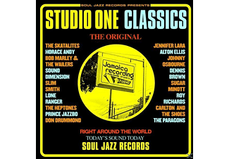 SOUL JAZZ RECORDS PRESENTS/VARIOUS - Studio One Classics - (Vinyl)