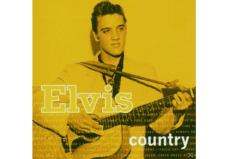 Elvis Presley - Elvis Country - 2006 Compilation (CD)