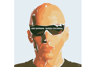 Joe Satriani - Super Colossal - (CD)