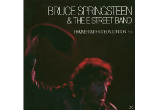 The E Street Band - Hammersmith Odeon, London '75 - (CD)