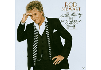 Rod Stewart - AS TIME GOES BY - THE GREAT AMERICAN SONGBOOK 2 [CD]