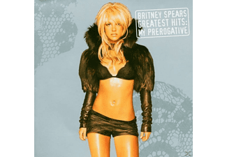 Britney Spears - GREATEST HITS - MY PREROGATIVE - (CD)