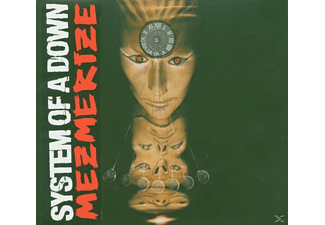 System Of A Down - Mezmerize - (CD)