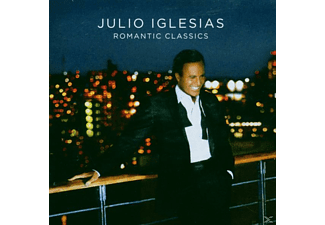 Julio Iglesias - Romantic Classics [CD]