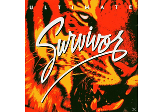Survivor - Ultimate Survivor [CD]
