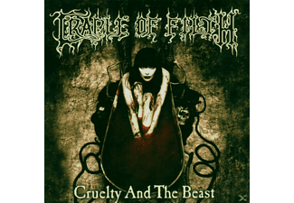 Cradle Of Filth - Cruelty & The Beast - (CD)