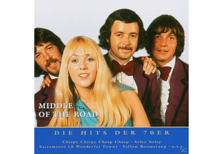Middle Of The Road - NUR DAS BESTE - DIE HITS DER 70ER - (CD)
