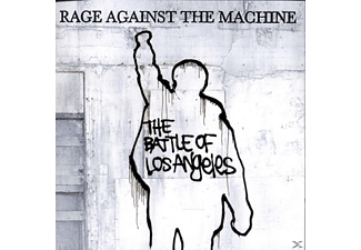 Rage Against The Machine - The Battle Of Los Angeles - (CD)