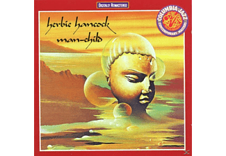 Herbie Hancock - MAN-CHILD - (CD)