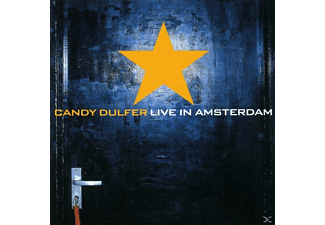 Candy Dulfer - Candy Dulfer Live In Amsterdam [CD]