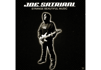 Joe Satriani - Strange Beautiful Music [CD]
