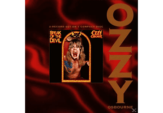 Ozzy Osbourne - SPEAK OF THE DEVIL [CD]