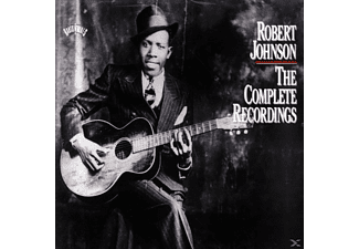 Robert Johnson - The Complete Recordings - (CD)