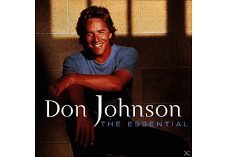 Don Johnson - THE ESSENTIAL - (CD)