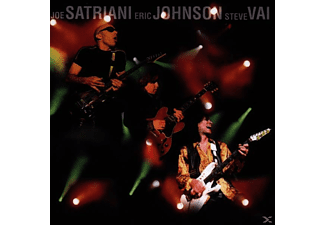 Eric Johnson - G3-Live In Concert - (CD)
