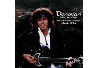 Donovan - Troubadour-The Definitive Collection 1964-1976 [CD]