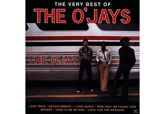 The O'Jays - VERY BEST OF [CD]