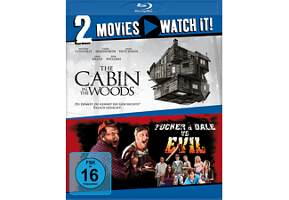 Cabin in the Woods, Tucker & Dale [Blu-ray]