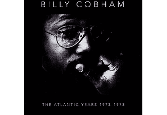 Billy Cobham - The Atlantic Years 1973-1978 (CD)