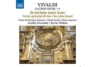 Aradia Ensemble - In Turbato Mare Irato/In Exitu Israel/+ - (CD)