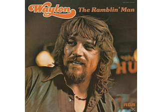Waylon Jennings - Ramblin' Man - (Vinyl)