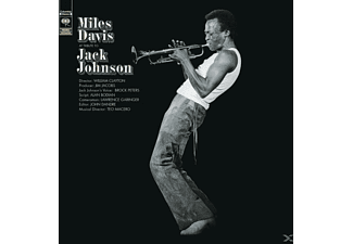 Miles Davis - A TRIBUTE TO JACK JOHNSON - (CD)