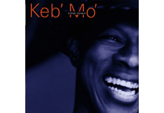 Keb' Mo' - Slow Down [CD]