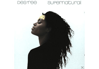 Desree - Supernatural - (CD)