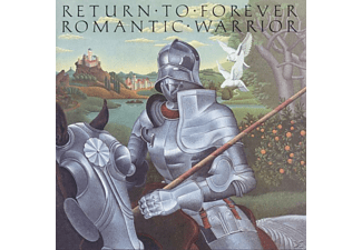 Return To Forever - ROMANTIC WARRIOR (DIGITAL REMASTERED) [CD]