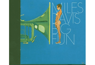 Miles Davis - Big Fun - (CD)