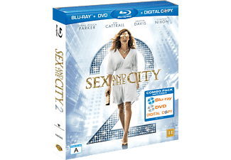 Sex And The City 2 Komedi Blu-ray + DVD