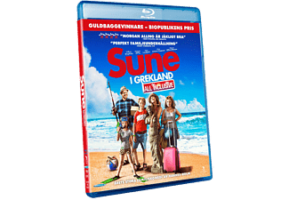 Sune I Grekland - All Inclusive Familj Blu-ray