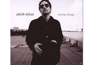 Jakob Dylan - SEEING THINGS [CD]