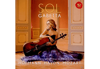 Sol Gabetta - Plays Haydn/Hofmann/Mozar [CD]