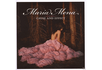 Maria Mena - CAUSE AND EFFECT [CD]