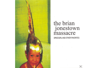 The Brian Jonestown Massacre - Spacegirl & Other Favorites - (CD)
