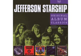 Jefferson Starship - ORIGINAL ALBUM CLASSICS - (CD)