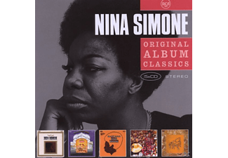 Nina Simone - ORIGINAL ALBUM CLASSICS [CD]
