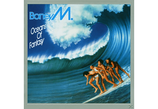 Boney M. - Oceans Of Fantasy - (CD)