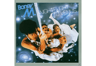 Boney M. - Nightflight To Venus - (CD)