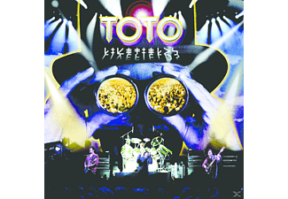 Toto - LIVEFIELDS - (CD)
