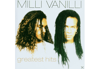 Milli Vanilli - Greatest Hits - (CD)