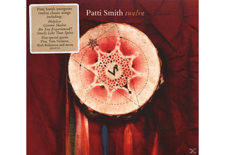Patti Smith - TWELVE [CD]
