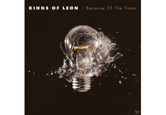 Kings Of Leon - Because Of The Times [CD]