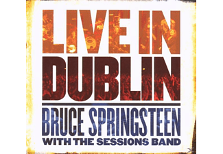 Bruce Springsteen, SPRINGSTEEN,BRUCE & SESSIONS BAND,THE - Live In Dublin [CD]