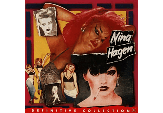 Nina Hagen - DEFINITIVE COLLECTION [CD]